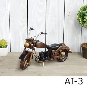 バイク ウッド 木製