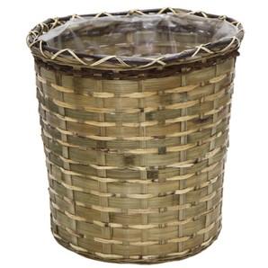 竹鉢カバー